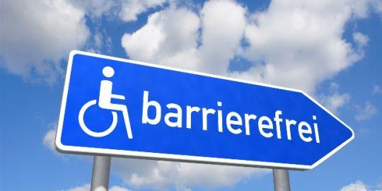 Foto Barrierefreiheit