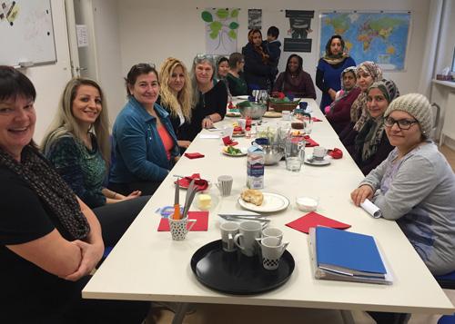 Foto des Interkulturellen Frauencafés