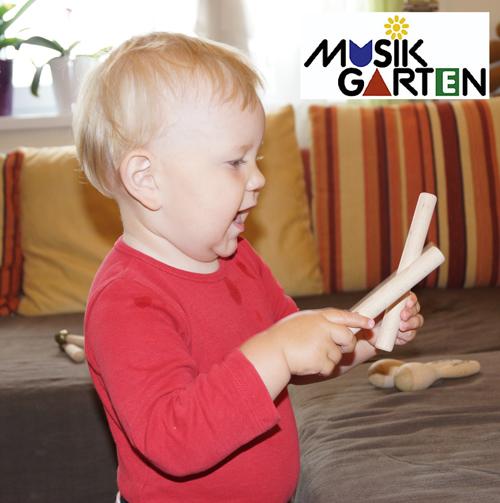 Foto vom Musikgarten