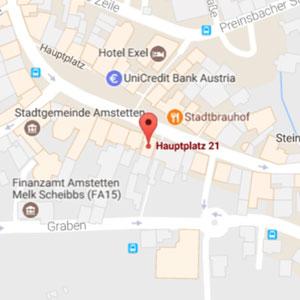Foto Google Maps Frauenberatung in Amstetten
