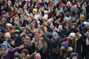 Foto von One Billion Rising 2019 in Scheibbs