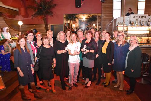 Gruppenfoto 30Jahre Frauenberatung
