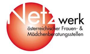 Logo Netzwerk Österreichischer Frauen- und Mädchenberatungsstellen